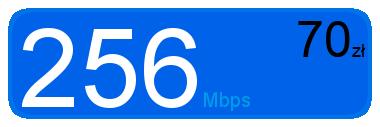 256Mbps